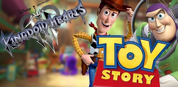Опубликован трейлер Kingdom Hearts 3 с героями «Истории игрушек»