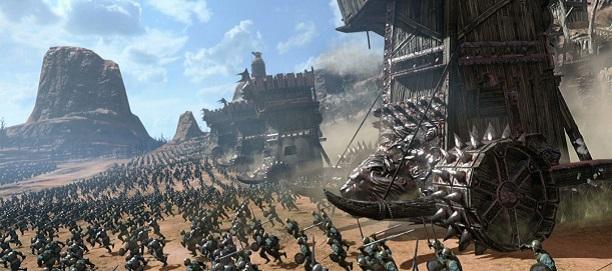 Опубликован трейлер масштабной корейской MMO Kingdom Under Fire 2