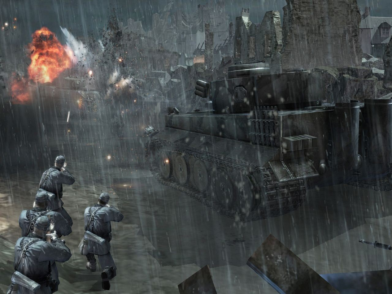 Company Of Heroes 2 Патчи