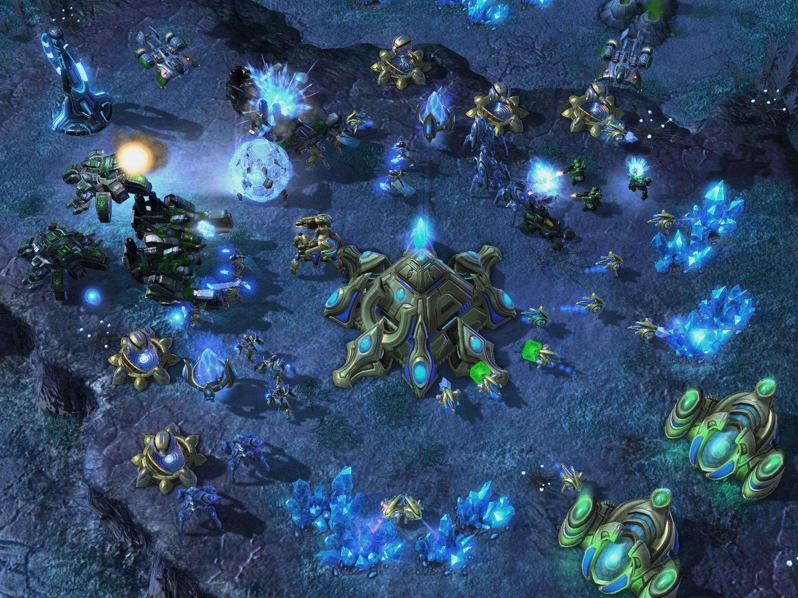 26 октября 120-дневные розничные (jewel) и электронные версии StarCraft…