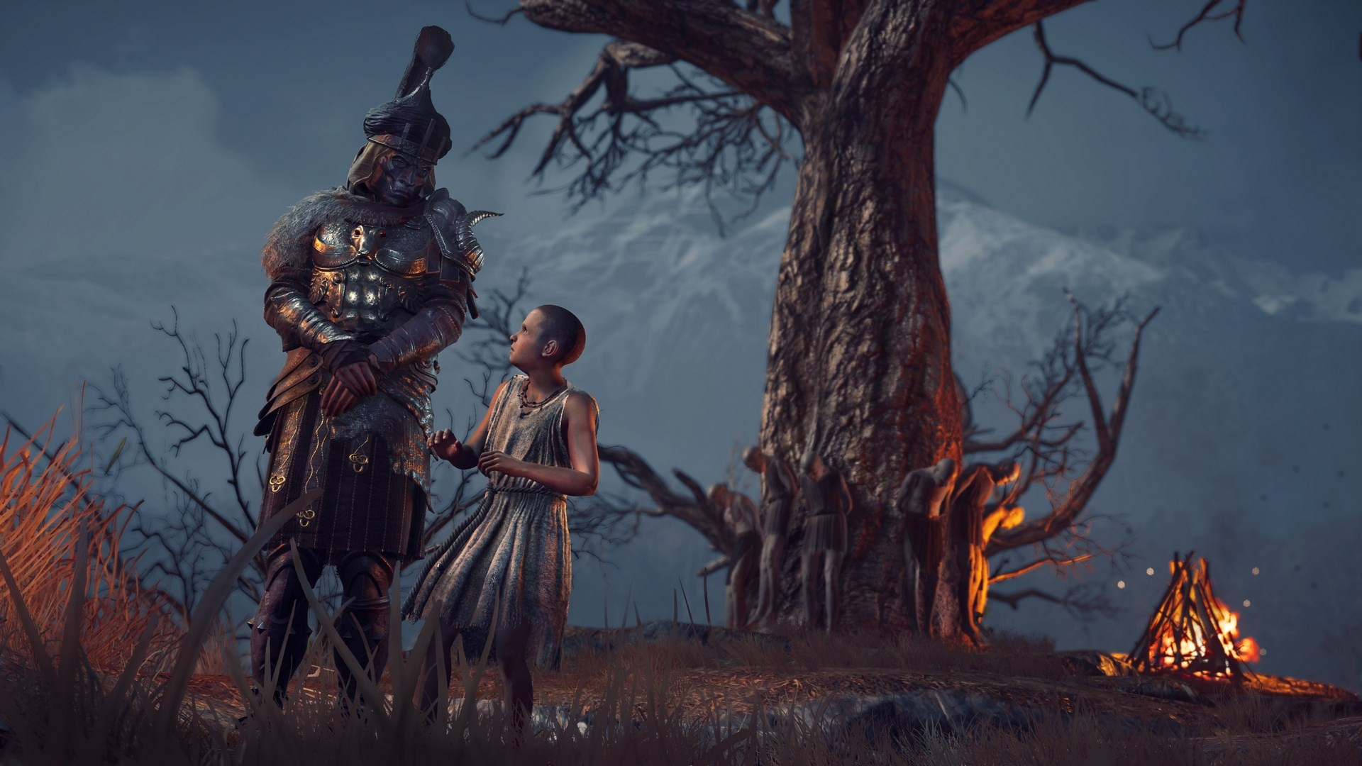 Assassins Creed Odyssey Darius