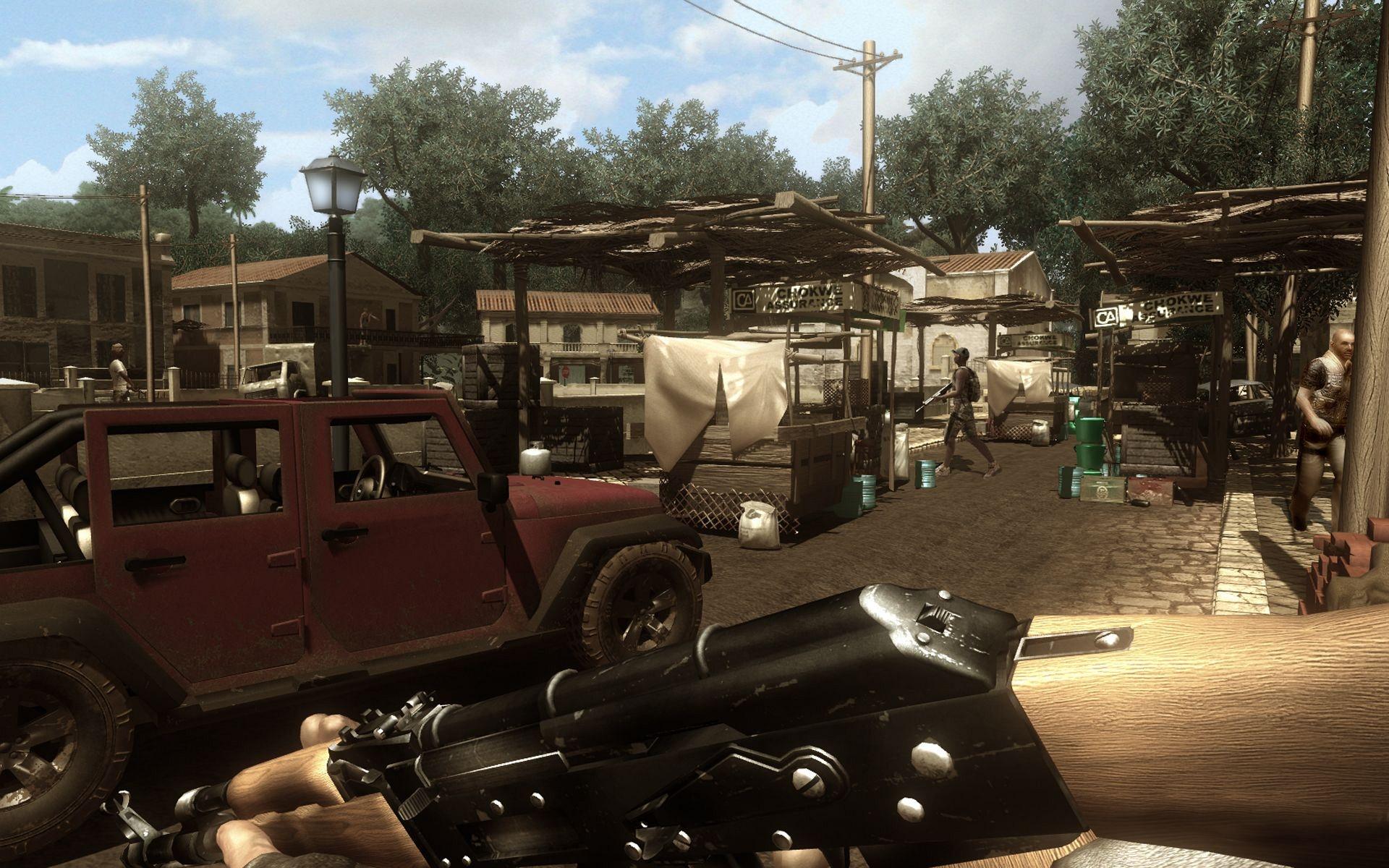 Превью Far Cry 2.