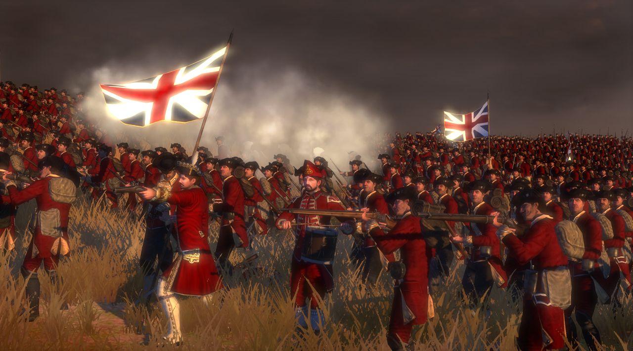 Несмотря на недавний анонс Napoleon Total War, студия Creative