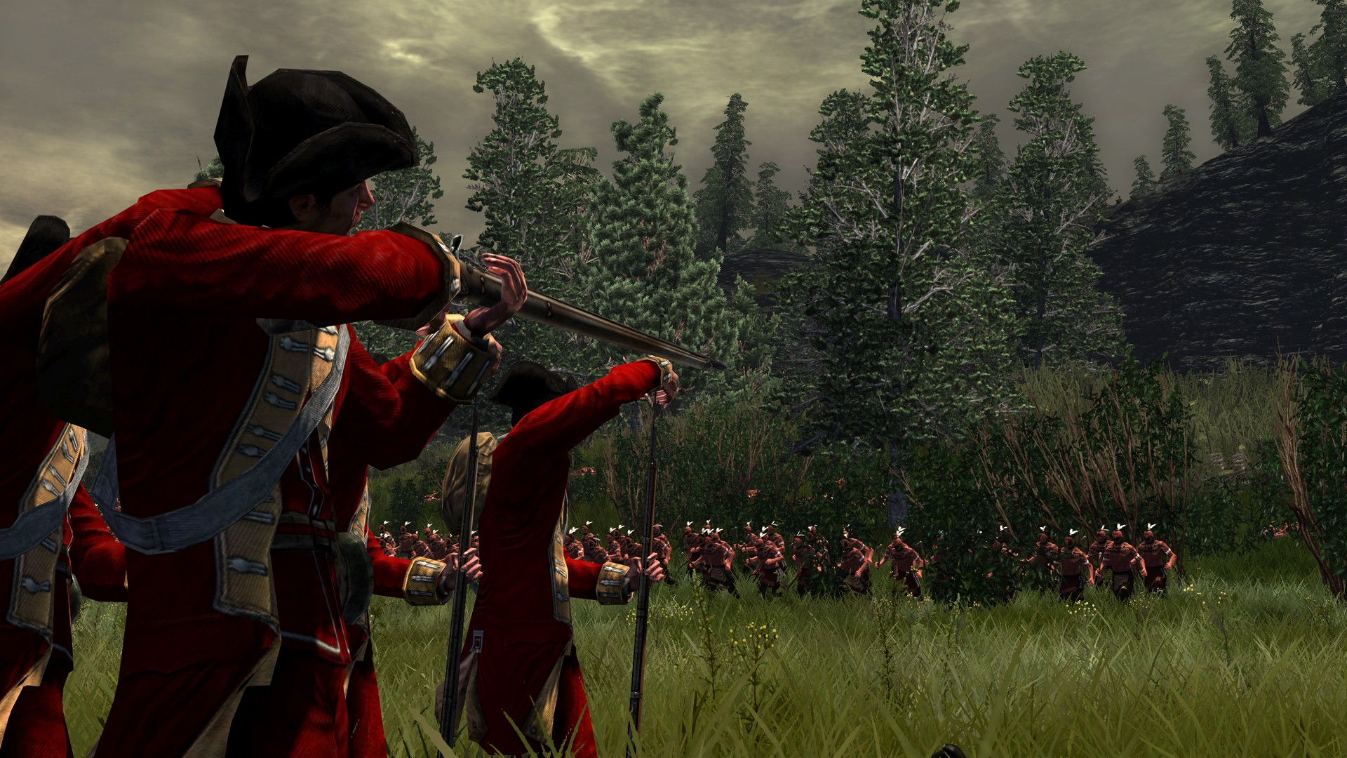 Empire Total War.