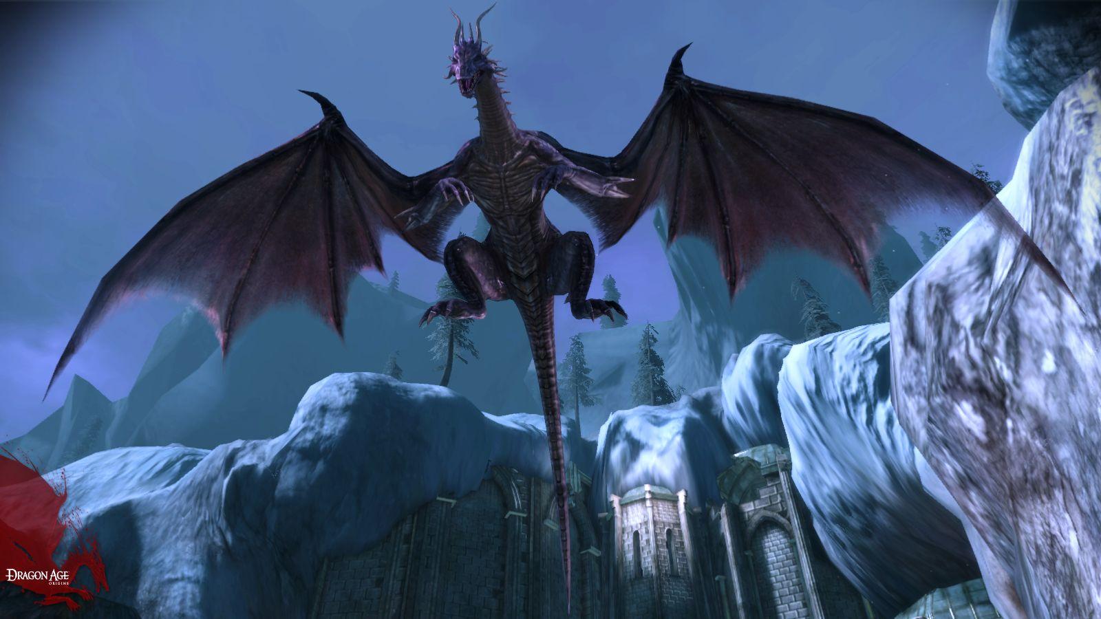 Скриншоты для игры Dragon Age Origins.