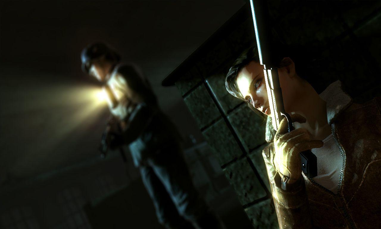 Скриншоты из игры Velvet Assassin.
