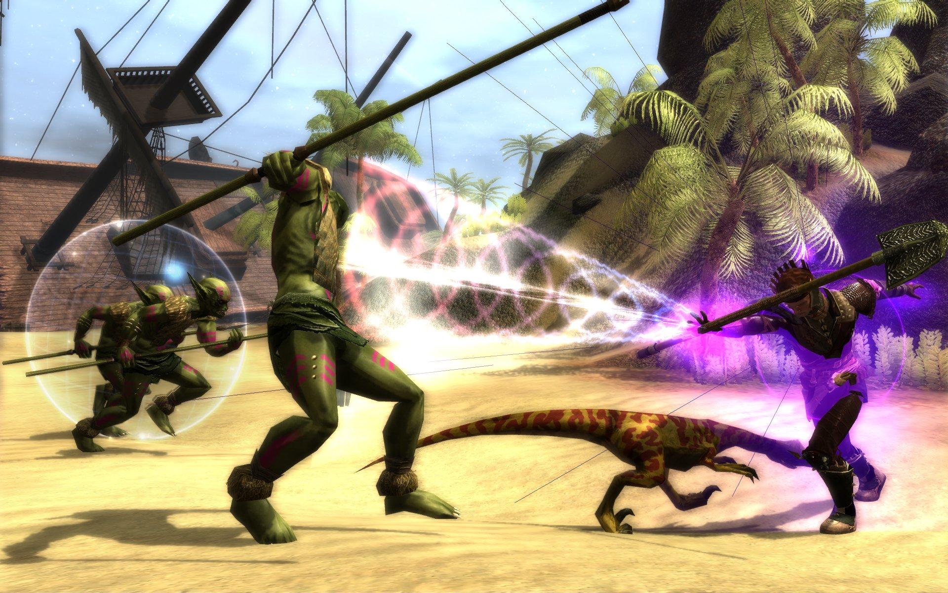 Скриншоты для игры Neverwinter Nights 2 Storm of Zehir.