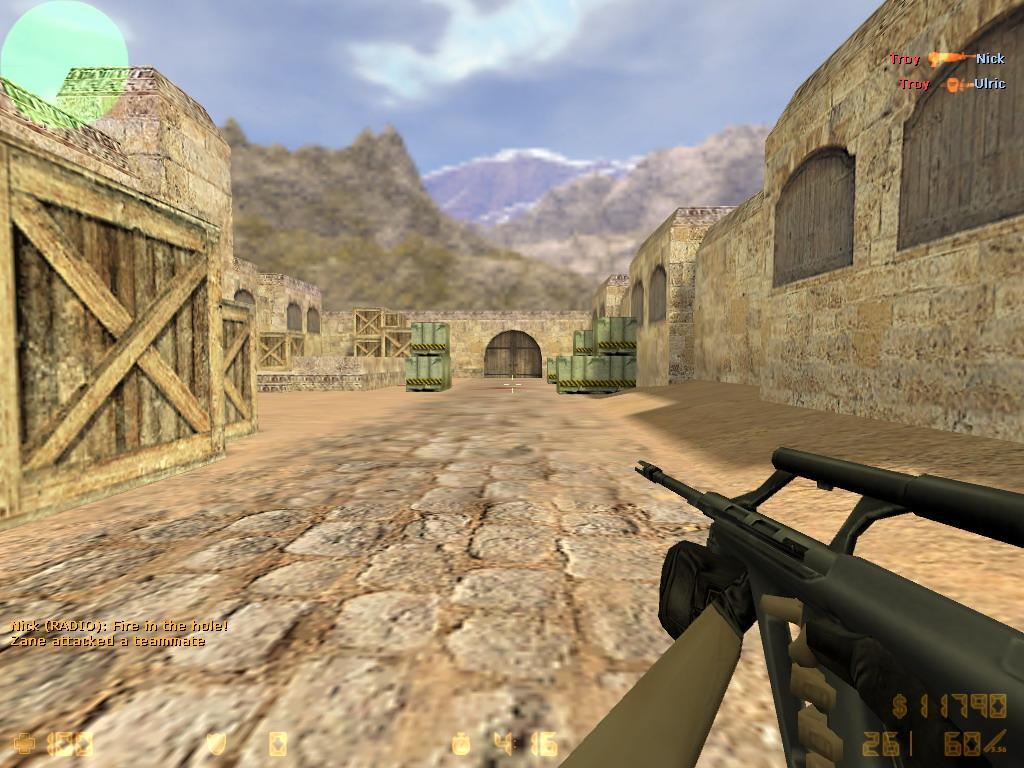Название Counter-Strike 1.6 Оригинальное название Counter-Strike 1