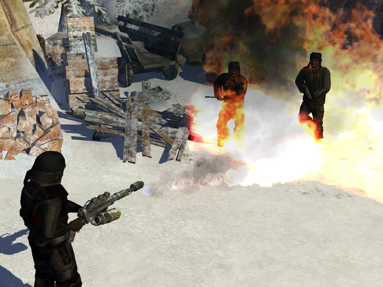 Скриншот Санитары подземелий 2 Охота за черным квадратом 4.