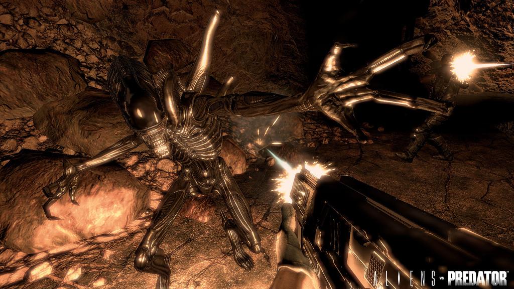 Aliens Vs Predators Game Wiki