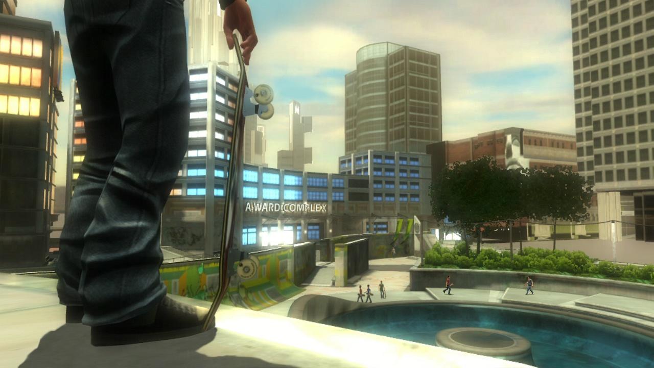 Shaun White Skateboarding Скачать Pc