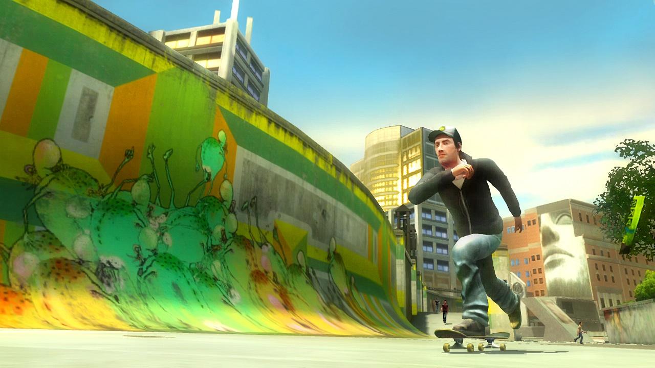 Shaun White Skateboarding станет третьей игрой в сериале, но впервые