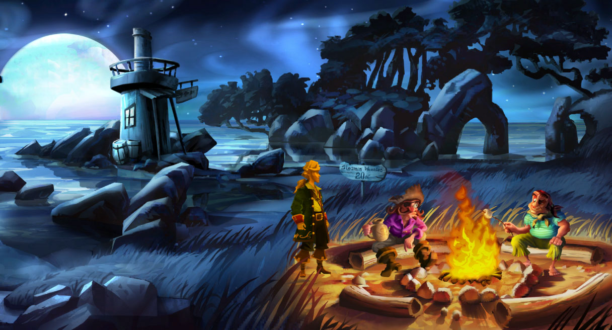 Русификатор Secret Of Monkey Island The Special Edition