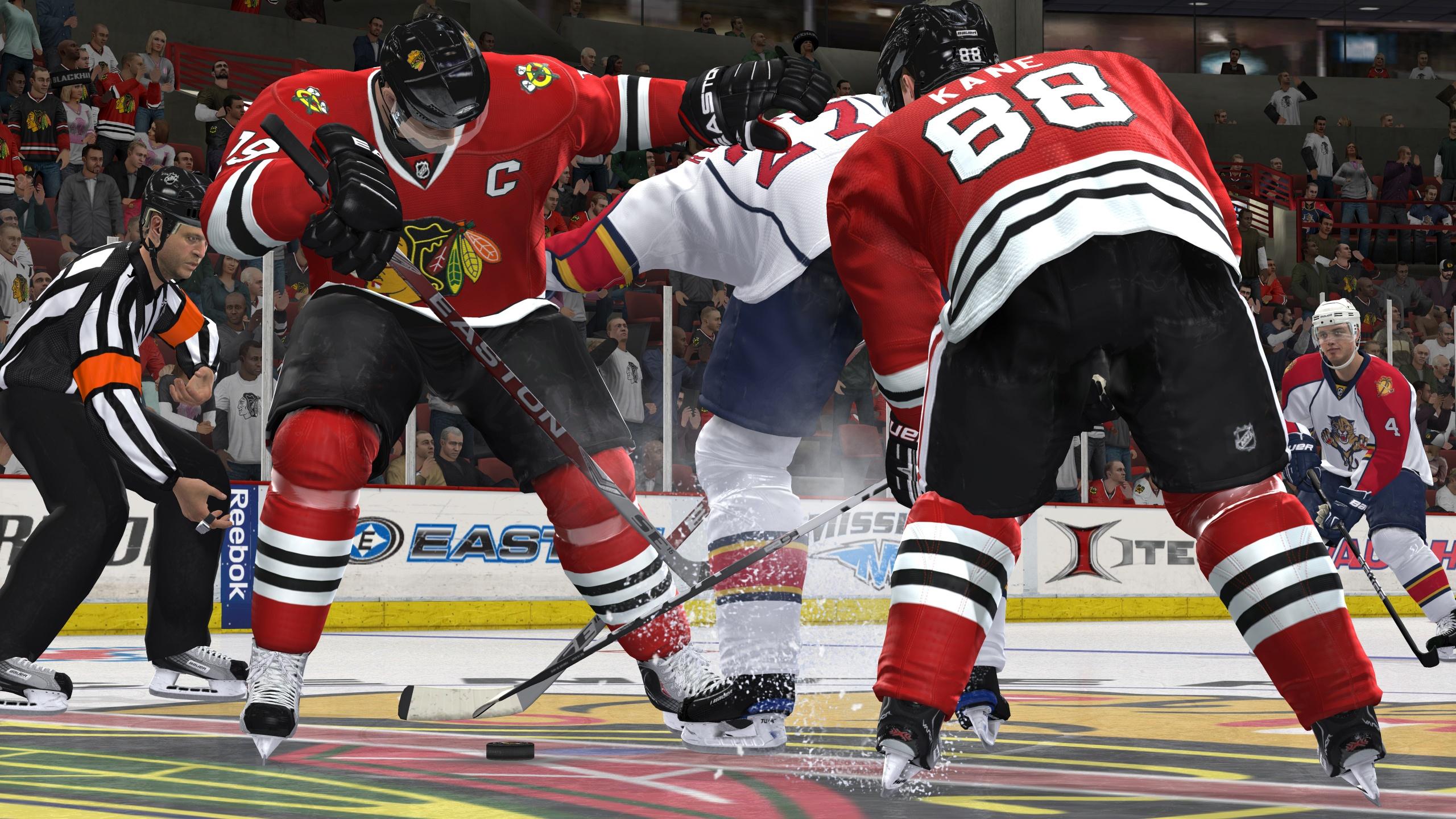 Скачать Хоккей 2009 Игра