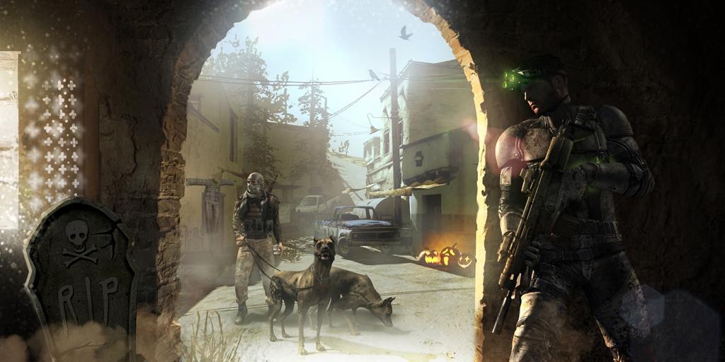 скачать игру Splinter Cell Blacklist на русском через торрент - фото 10