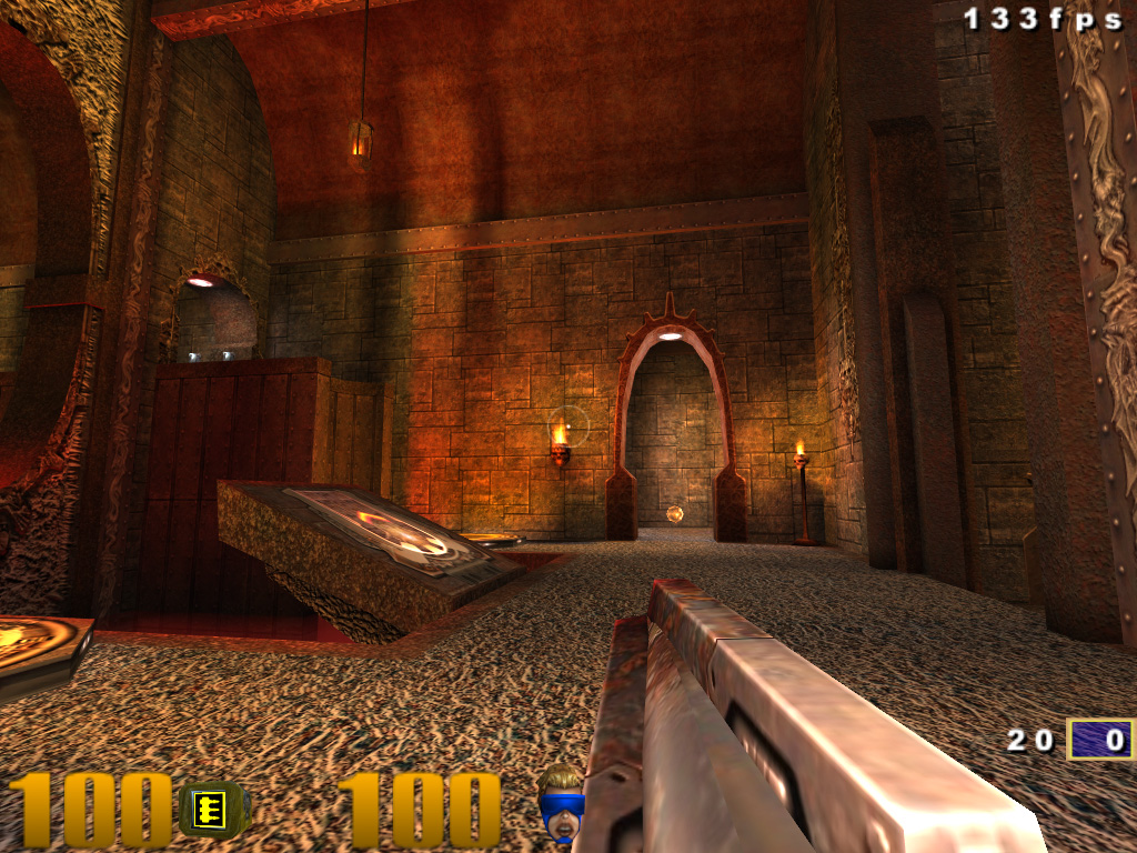 Quake 3 сервер скачать