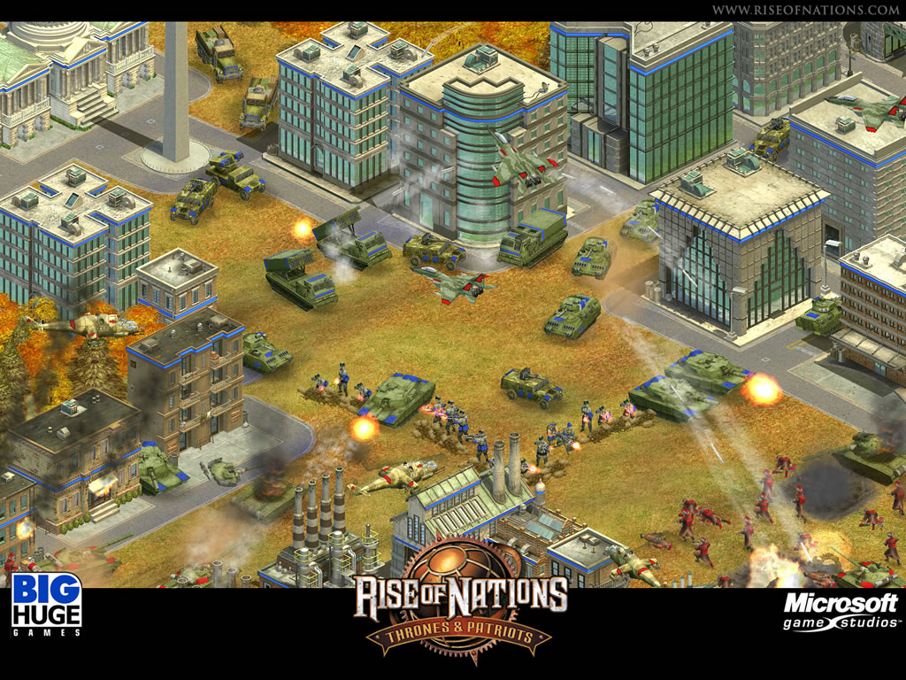 jugar rise of nations: