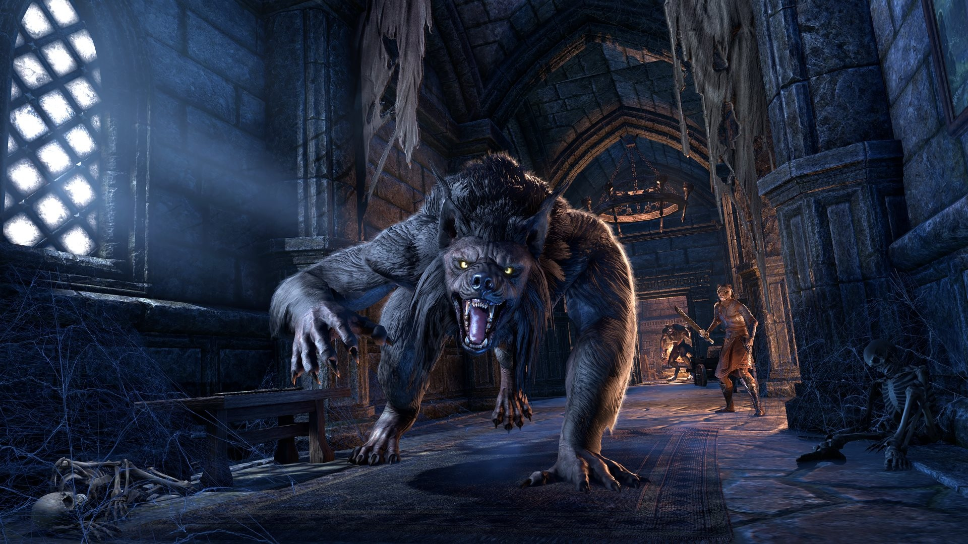 TESO Wolfhunter