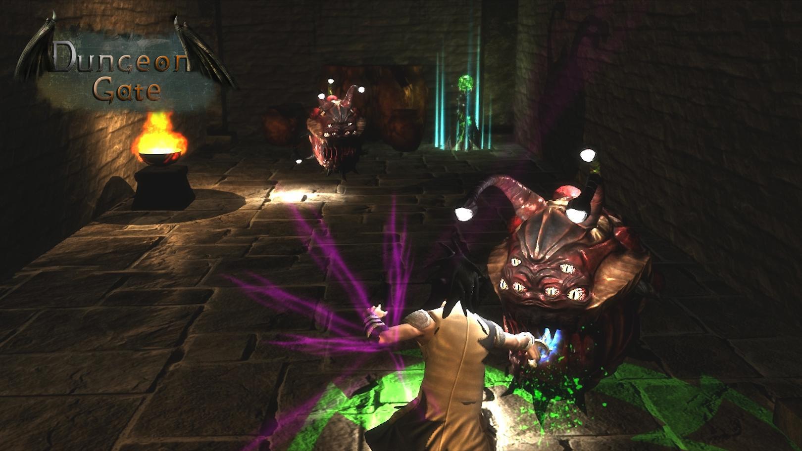 Скачать Dungeon Gate торрент