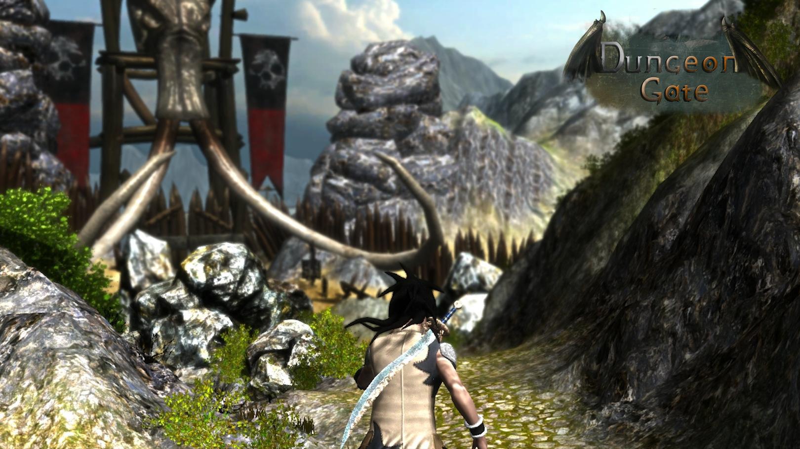 Скачать игру dungeon gate rus через торрент