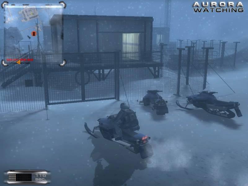 Скриншоты из игры Горький Зеро 2 В лучах Авроры.