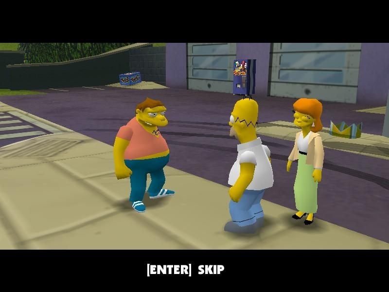 Simpsons Hit And Run Pc
