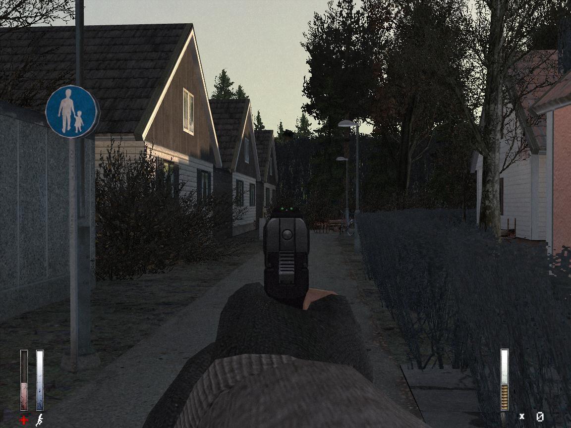 Скриншоты к игре Half-Life Cry of Fear.