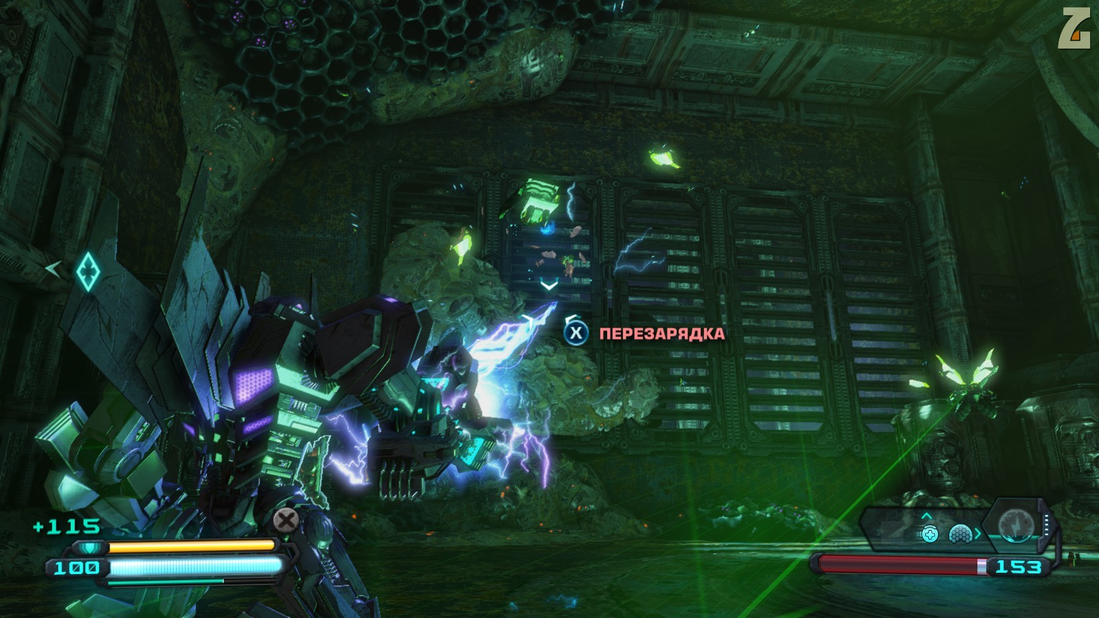 Коды на Трансформеры Битва за Темную Искру