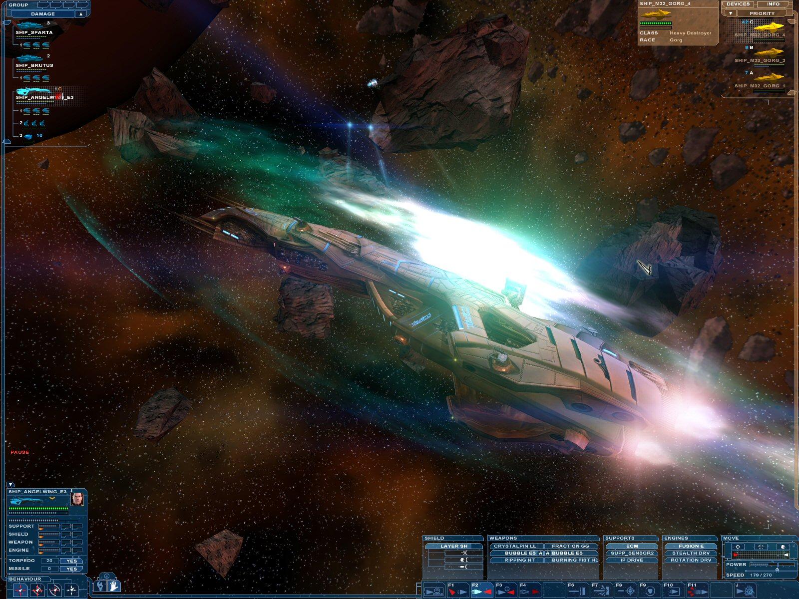 Nexus Инцидент на Юпитере (PC/2005/RUS/RePack by NigAndr) .