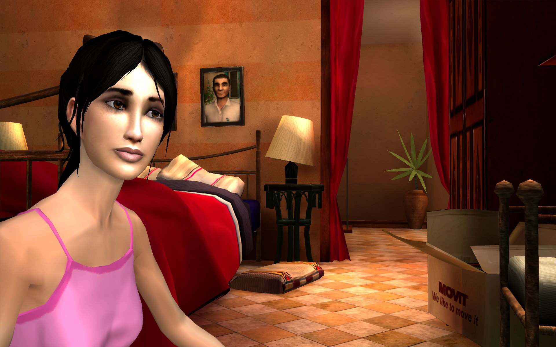 Dreamfall nude zoe mod textmod sexy videos