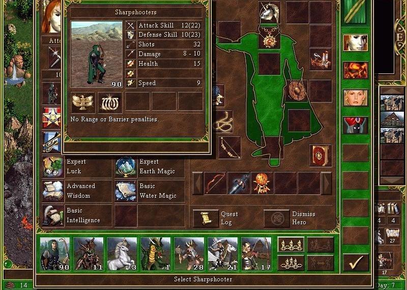 Heroes 3 как сделать союзников