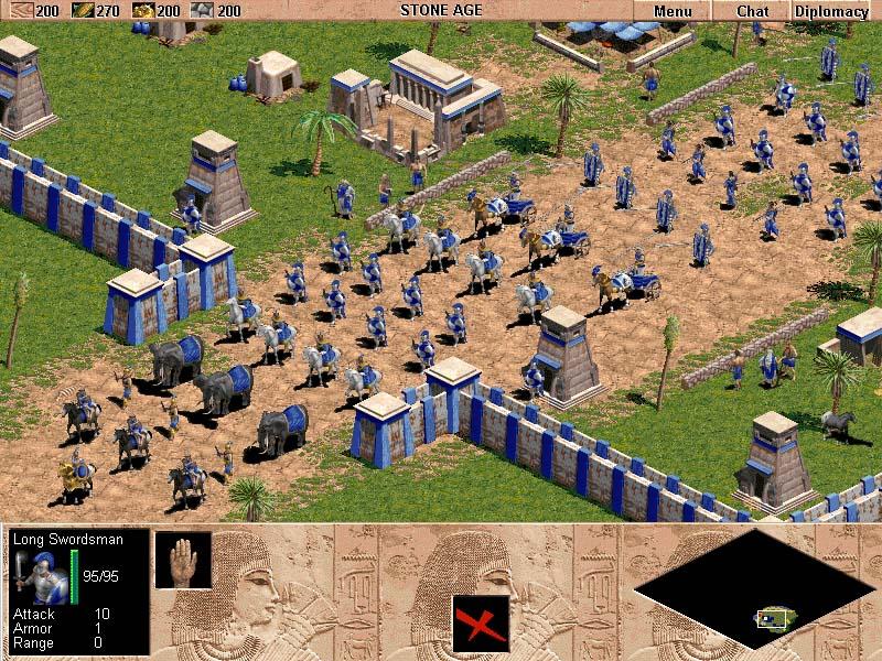 скачать игру Age Of Empires - фото 8