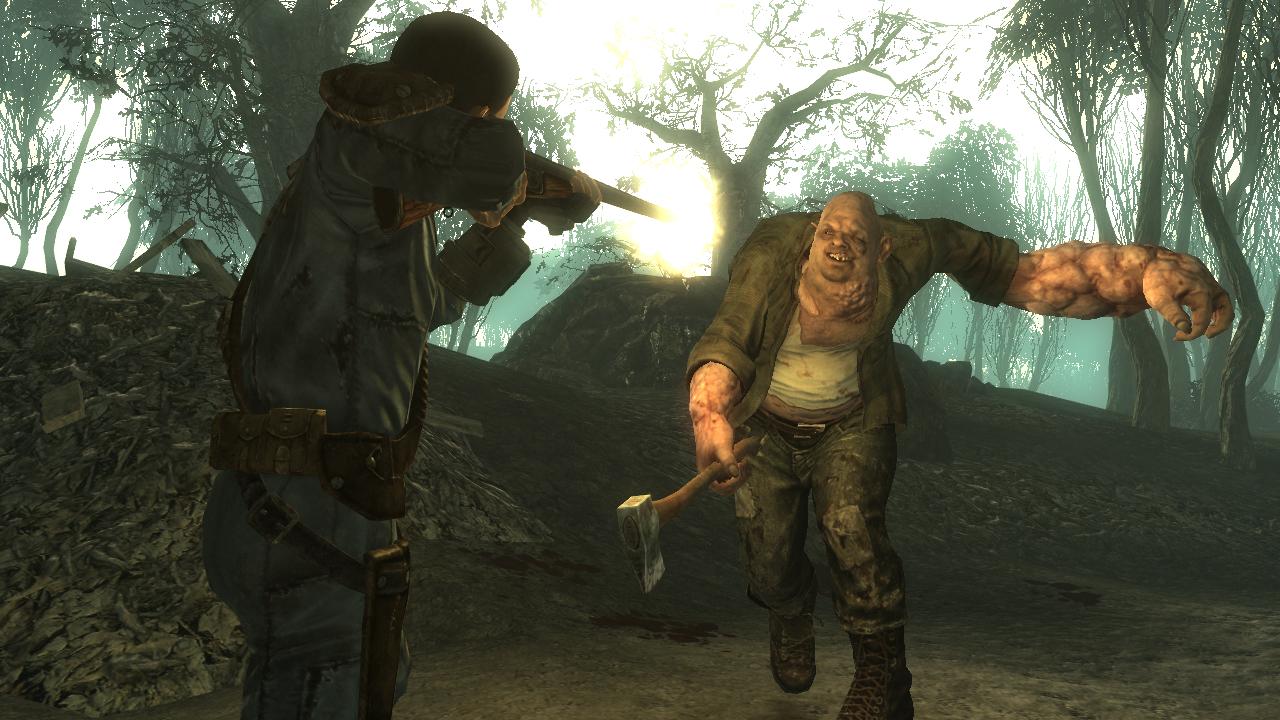 Четвертый мод для Fallout 3 доступен для скачивания на Xbox 360 и