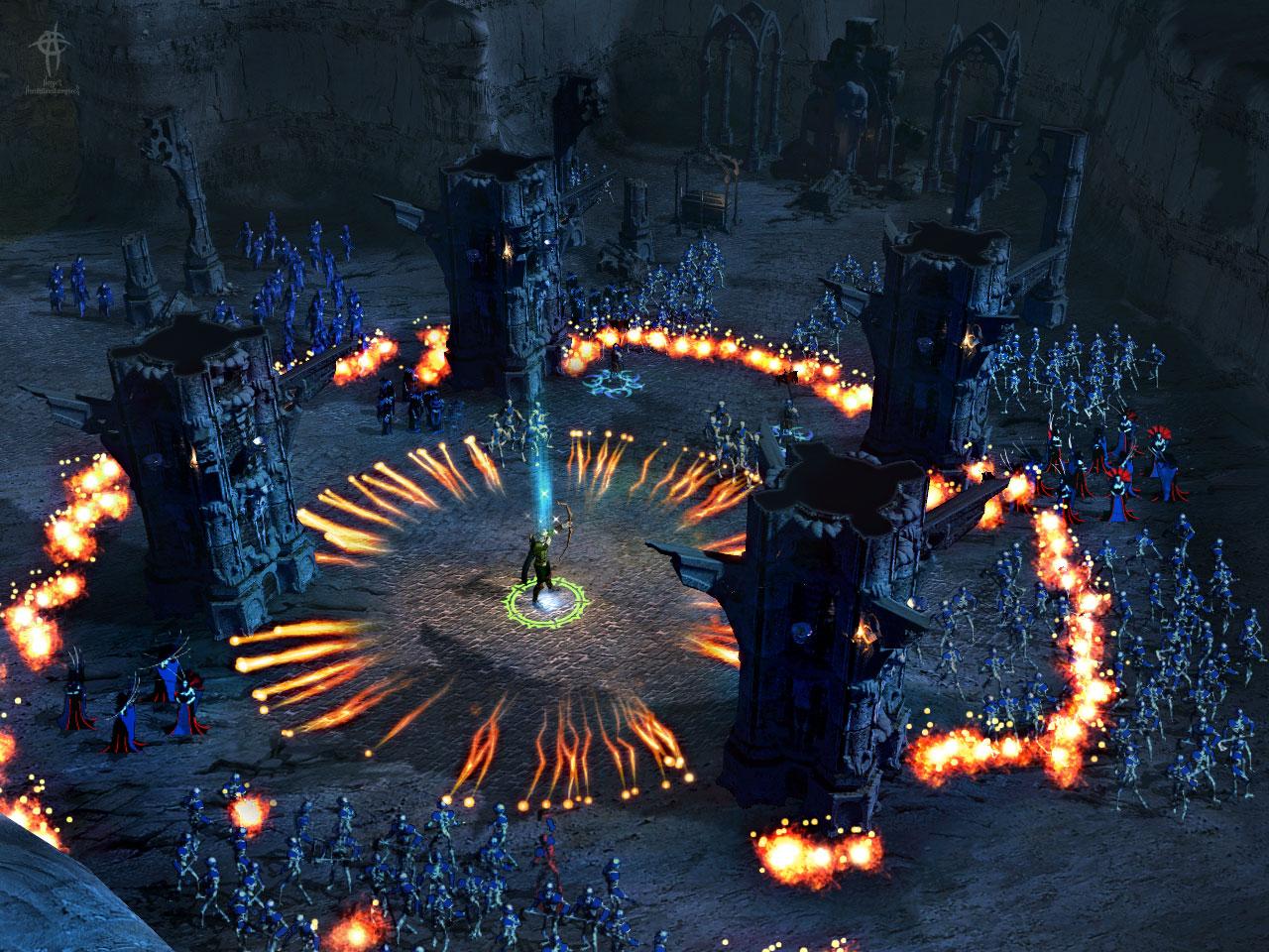 Герои уничтоженных империй / Heroes of Annihilated Empires 2006г.