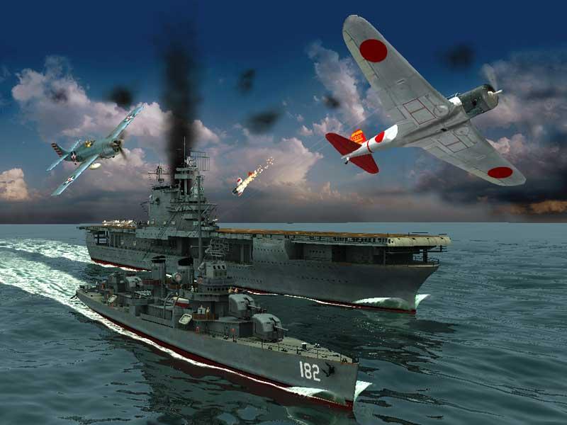 Игры Морские Сражения Второй Мировой Войны