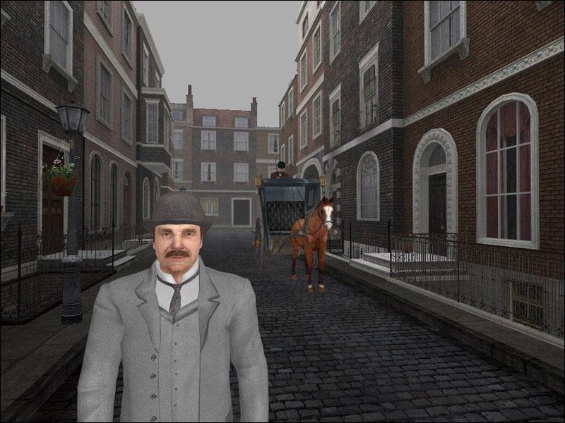 Название Шерлок Холмс 3 Секрет Ктулху Год выпуска 2007 Жанр