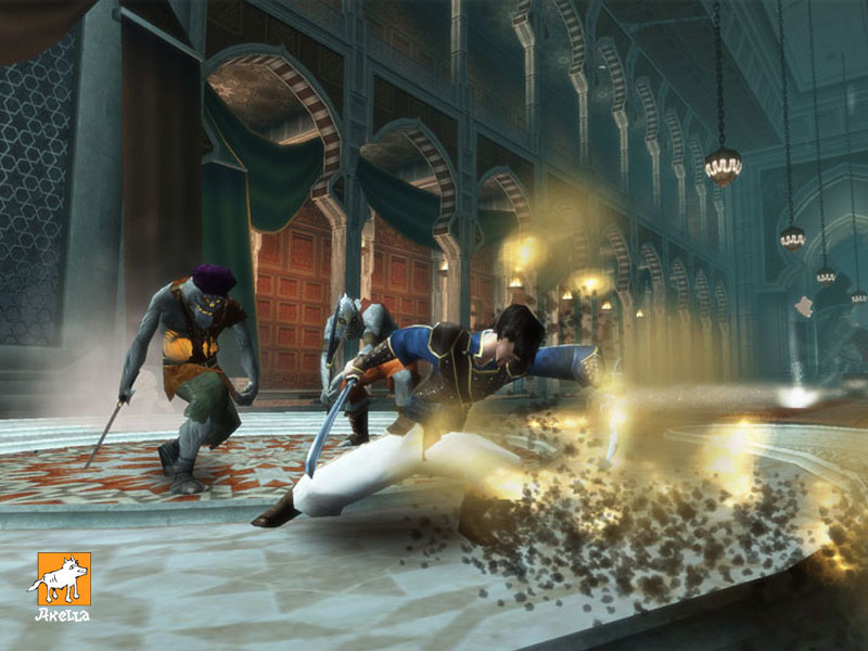 Prince of persia: rival swords /rus, eng/ [cso, iso] » страница 4.