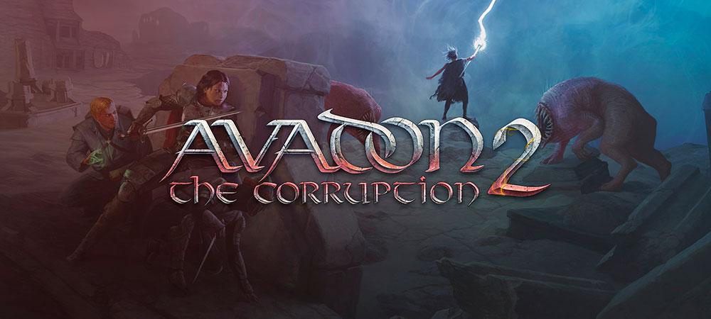 Вышел перевод Avadon 2: The Corruption