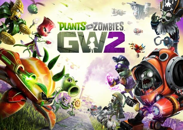 Скачать зомби против растений 2 садовая война.