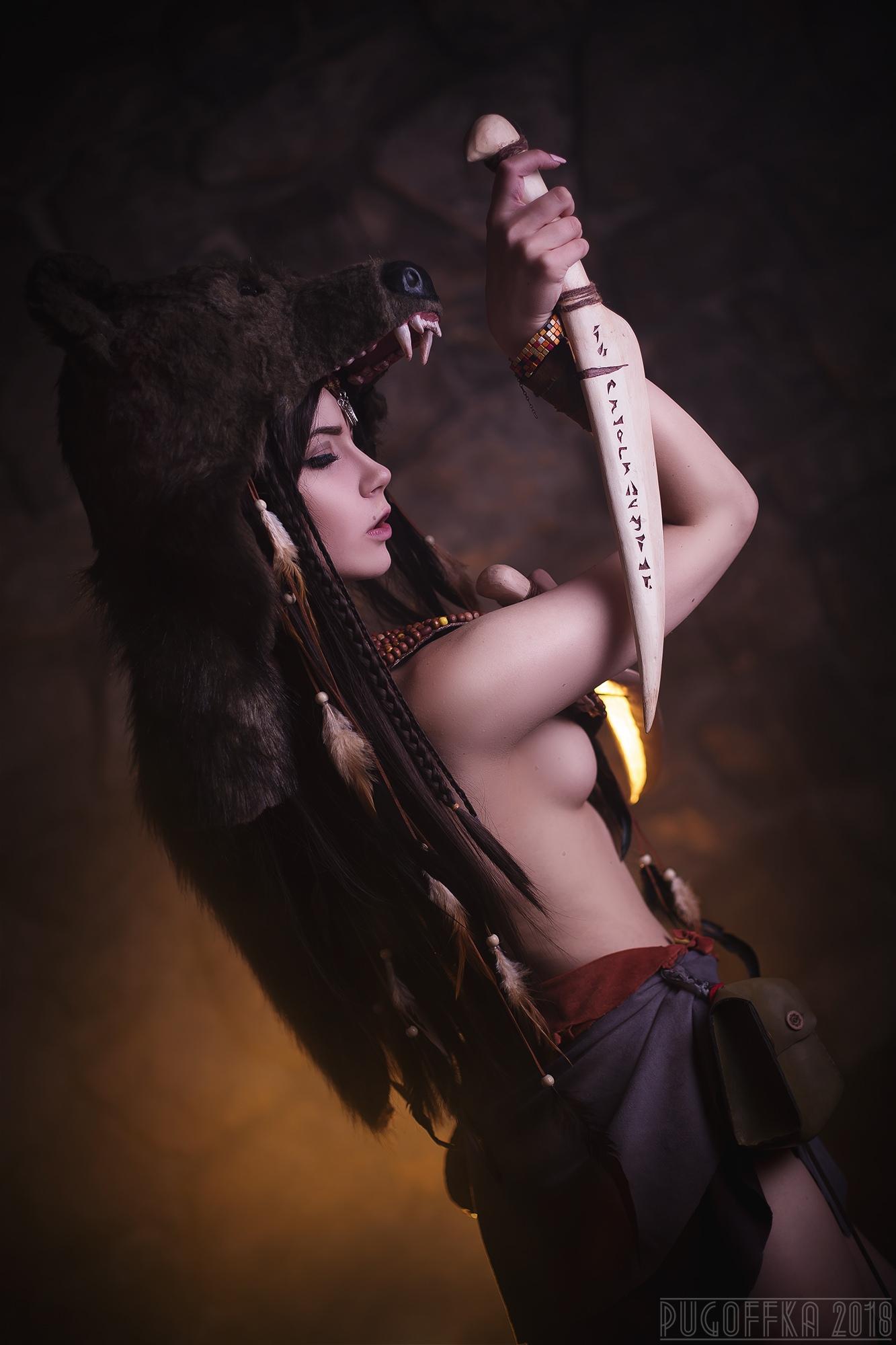 Dark messiah of might and magic hentai
