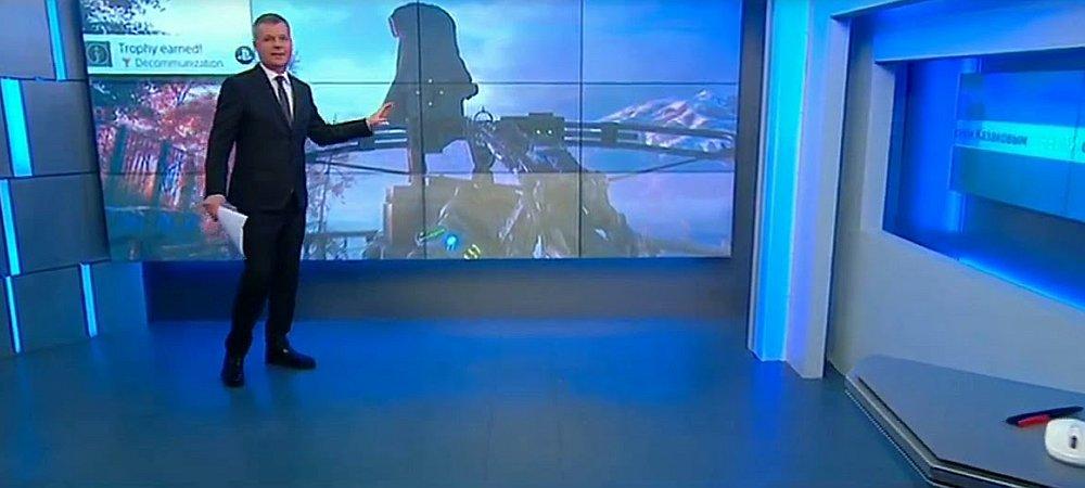 «Развесистая клюква плюс махровая русофобия»: сюжет канала «Россия 24» о «Метро: Исход»