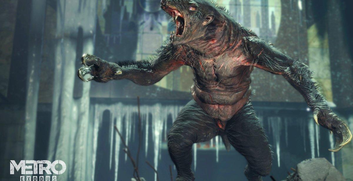 Кракеры взломали Denuvo в Metro: Exodus