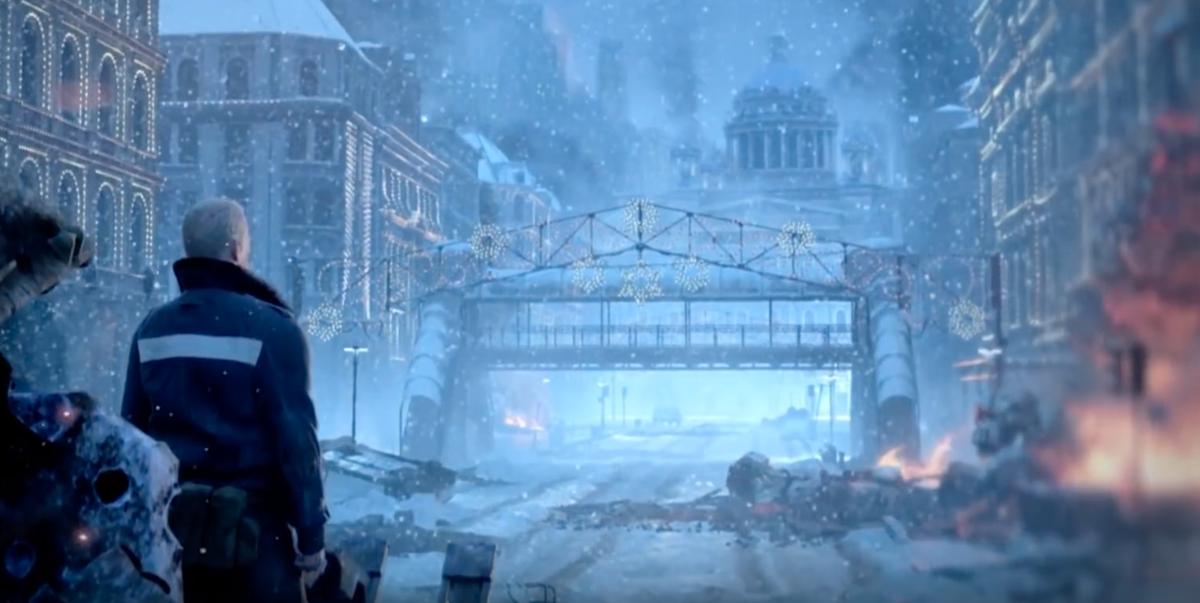 14 минут геймплея из меха-экшена Left Alive