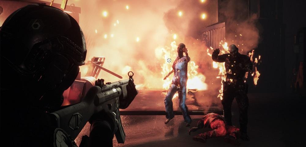 Первый сюжетный трейлер духовного наследника серии Resident Evil— Daymare: 1998