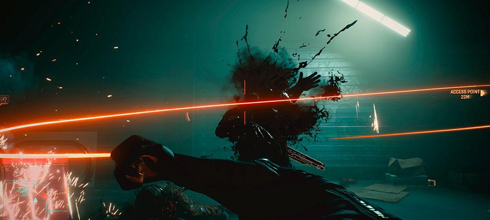 Еще пять скриншотов Cyberpunk 2077 с Gamescom