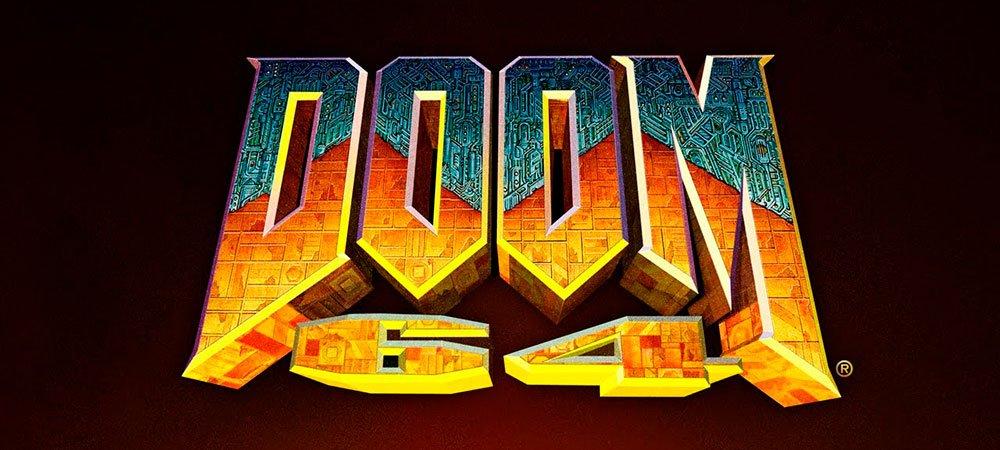 Первый трейлер переиздания DOOM 64