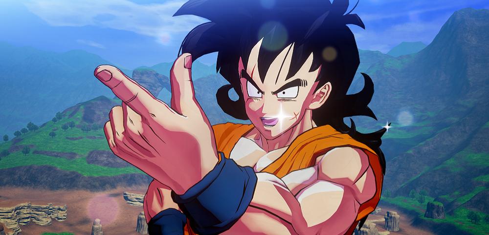 Первый полноценный геймплей Dragon Ball Z: Kakarot