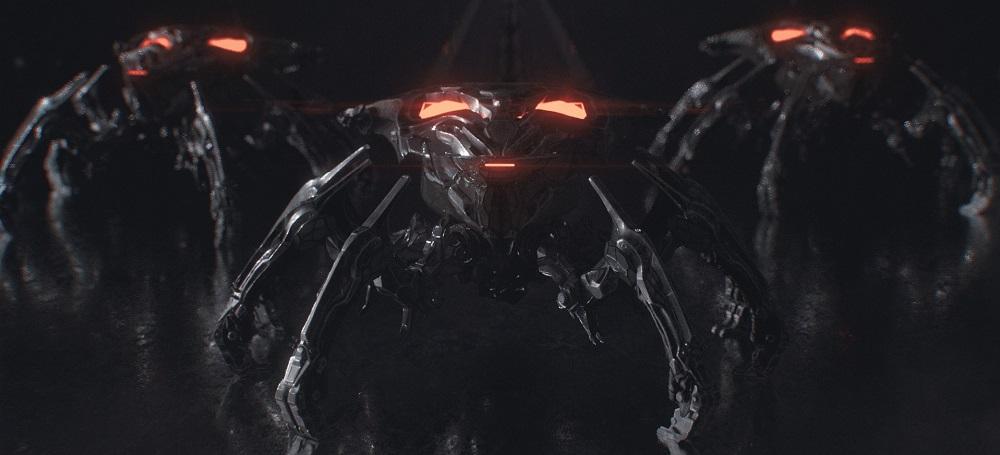 Первый трейлер top-down экшена с роботами Uragun