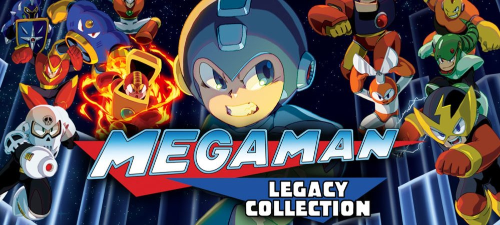 Русификатор Mega Man X и Mega Man X 2 из набора Mega Man Legacy Collection