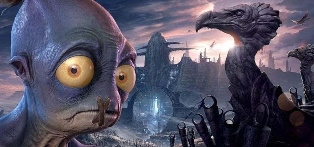 Oddworld: Soulstorm выйдет в следующем году